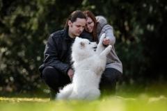 Isabel van Veen Fotografie-Shoots-Hondenshoot-hondenfotografie-hond-samojeed-familie-gezin-liefde (20)